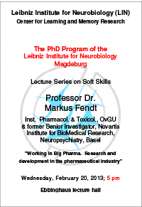 PhD Program MFendt 130220